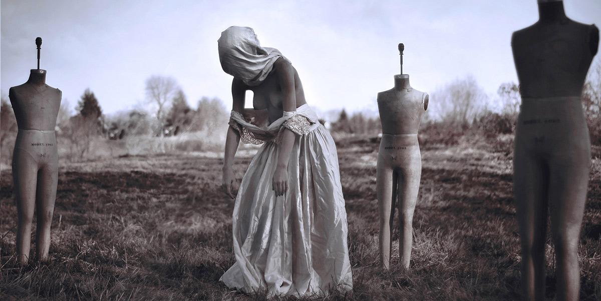 Nicolas Bruno: 'Between Realms' & 'Art of History' Group Show   via beautiful.bizarre