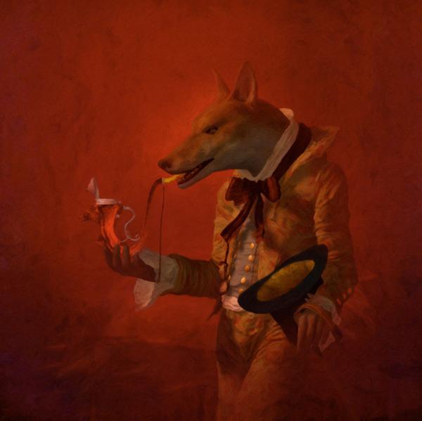 "Ray Caesar: ""Tainted"" @ Gallery House - via beautiful.bizarre"