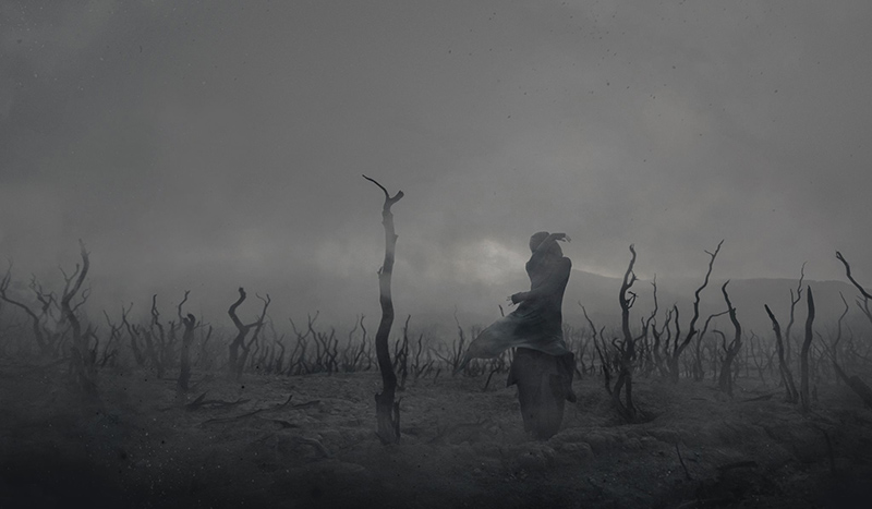 Ashley Joncas Cursed Grounds