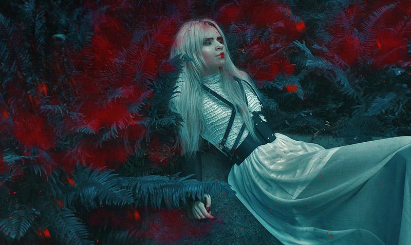 Ashley Joncas Saturnine