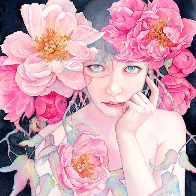 Beautiful Bizarre: Tracy Lewis