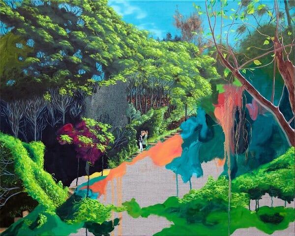 Bluethumb Art Prize Kim Leutwyler