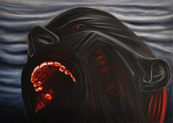 Bluethumb Art Prize Cory Woods