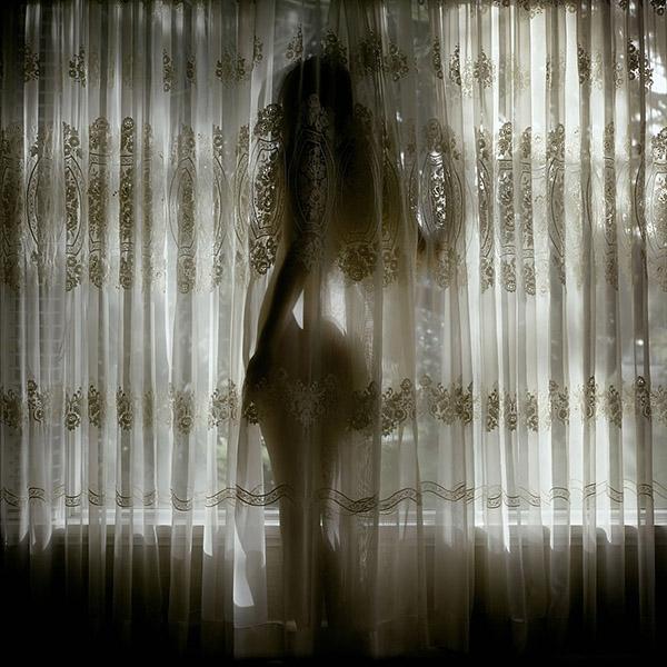 Jane Burton surreal nude photography