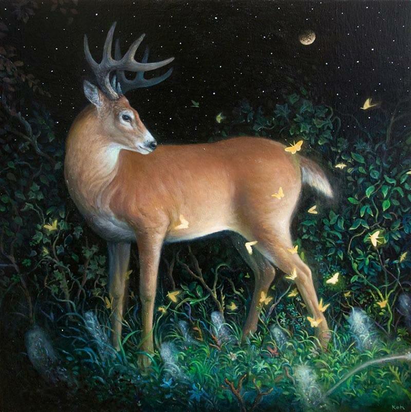 KiSung Koh deer