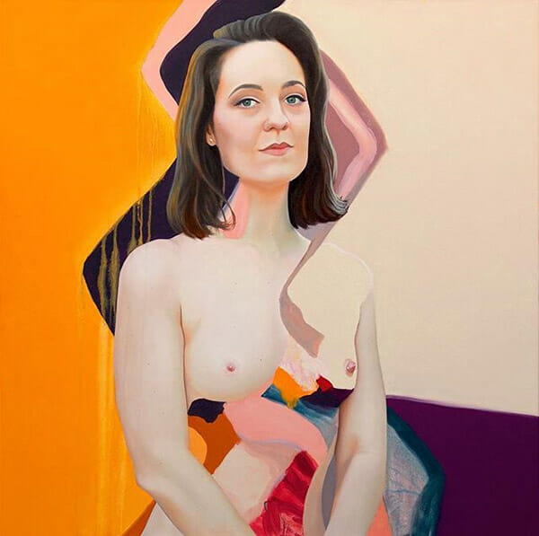 Kim Leutwyler nude art