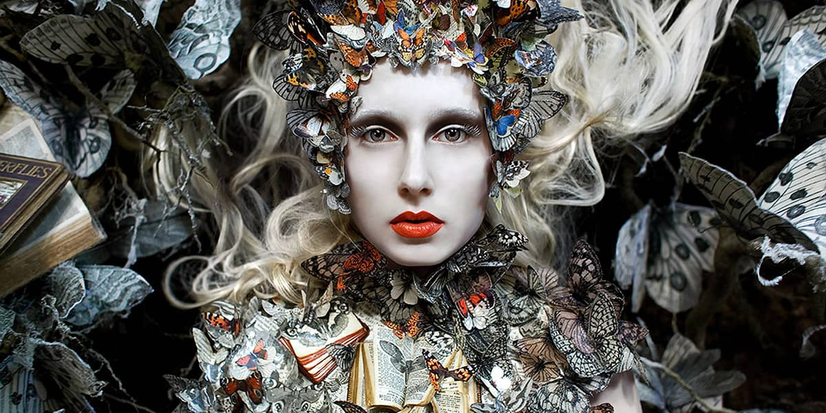 Beautiful Bizarre: Kirsty Mitchell