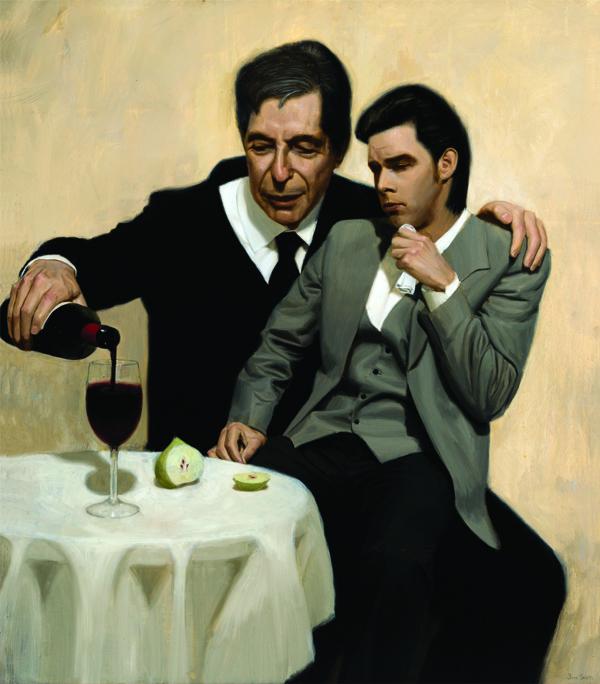 Ben Smith Leonard Cohen Consoles Nick Cave