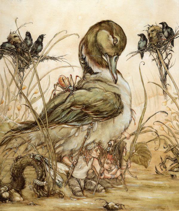 Jeremy Hush, illustration, art