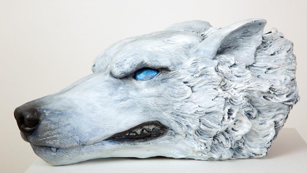 art, sculpture, sculptor, artist, Darla Jackson, beautiful bizarre, animal