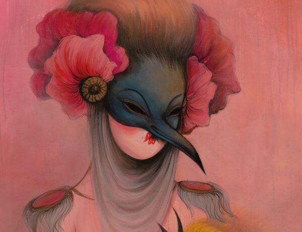 miss-van-surreal-painting
