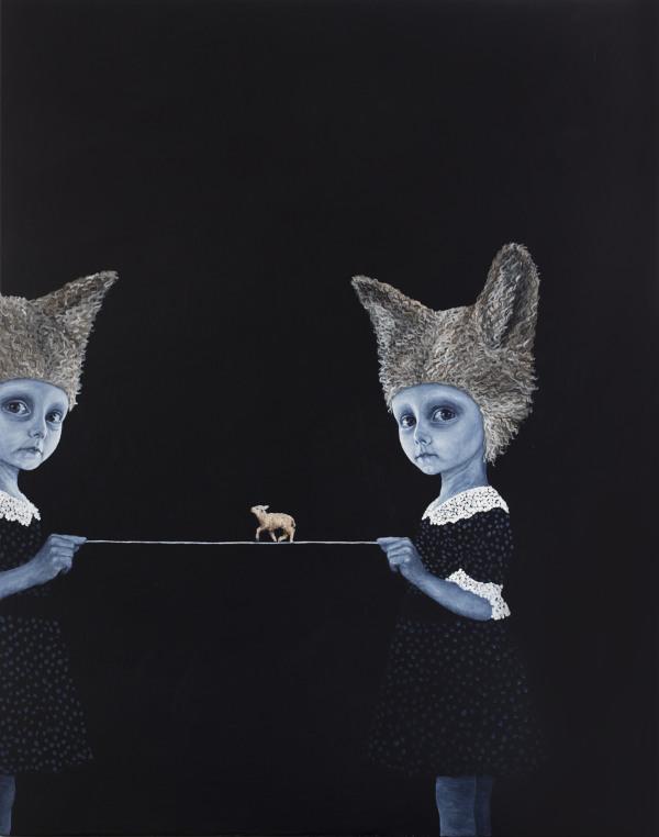 Anne Juul Christophersen nature surrealism animals fantasy