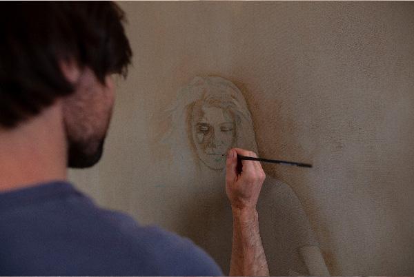 Daan Noppen realistic drawing