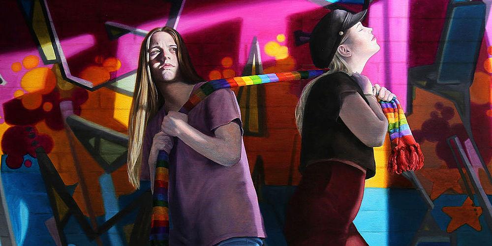 Janne Kearney realistic painting