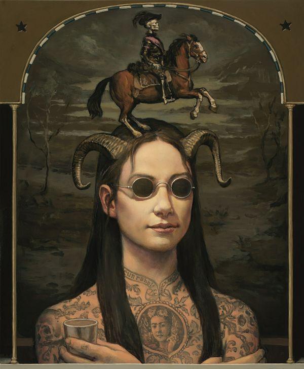 dark surrealism