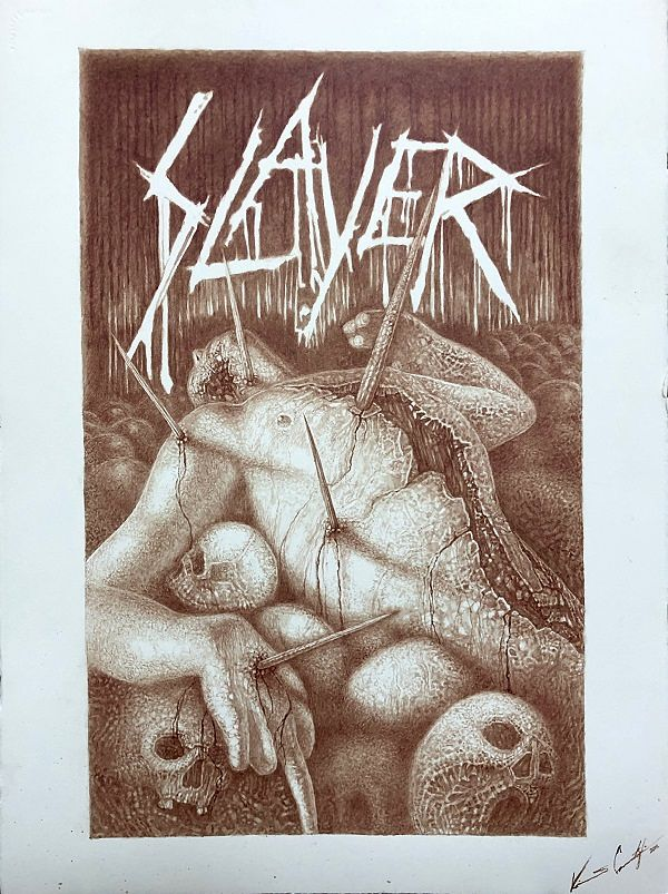 Slayer artwork