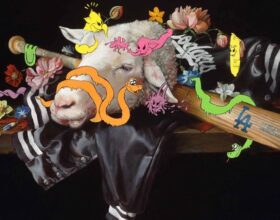 Kathy Ager @ Thinkspace contemporary still life paintings