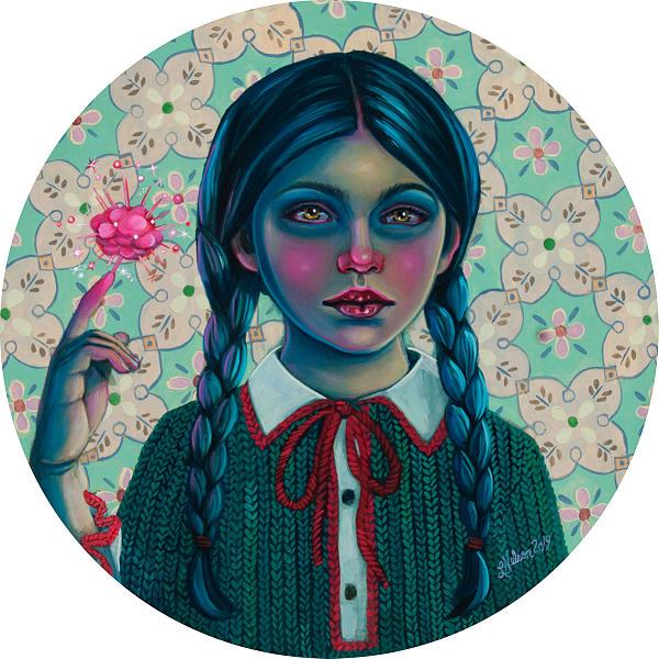 Lori Nelson 'Secret Self' exhibition at Modern Eden Gallery