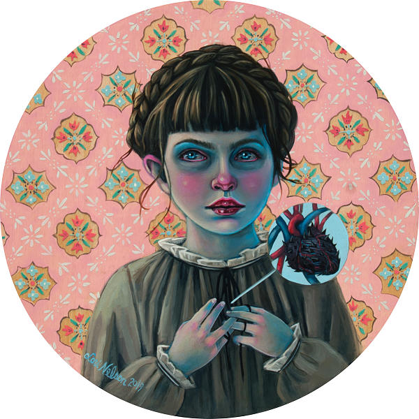 Lori Nelson 'Secret Self' exhibition at Modern Eden Gallery