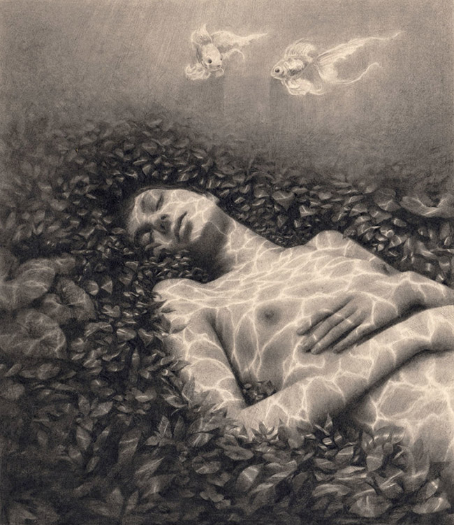 Miles Johnston surreal nude artwork - How Do You Keep Rooted in Your Values/Beliefs?