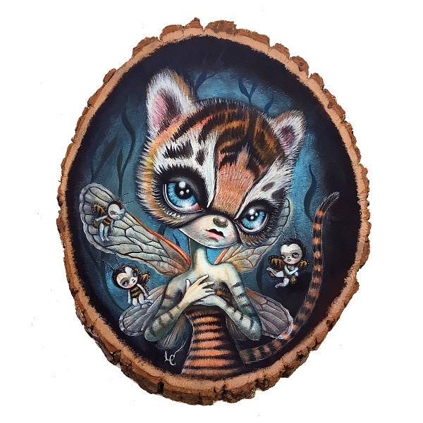 Wild At Heart at Weswal Gallery