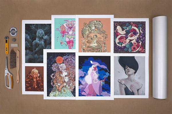 Inprnt art prints