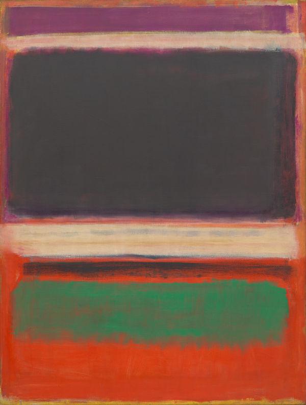 Sera Gamble Mark Rothko abstract painting