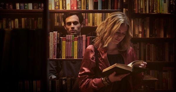Sera Gamble Netflix TV series You screencapture