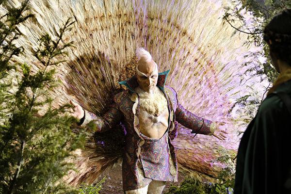 Sera Gamble TV series The Magicians screencapture