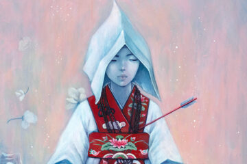 Stella Im Hultberg Korean folk painting