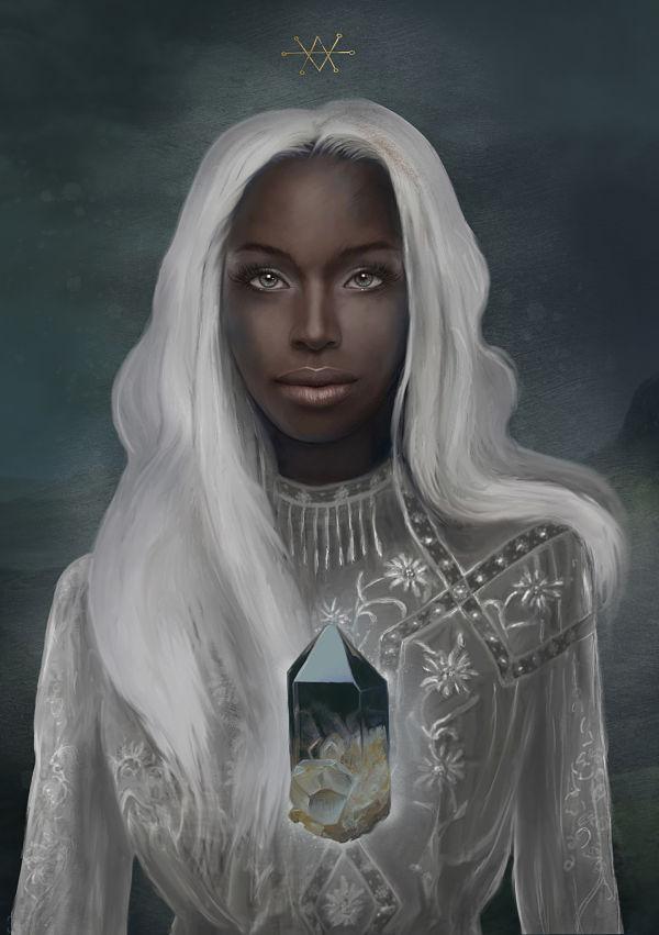 Juliana Loomer genesis digital painting