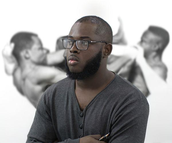 Arinze Stanley portrait of artist