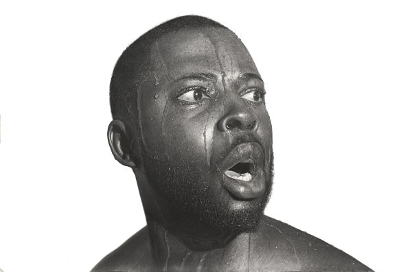 Arinze Stanley hyper-realistic insomnia drawing
