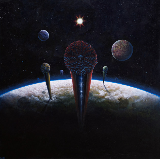 Ricky Schaede space