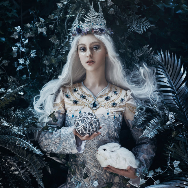 Fairy Queen Bella Kotak Craggane Designs