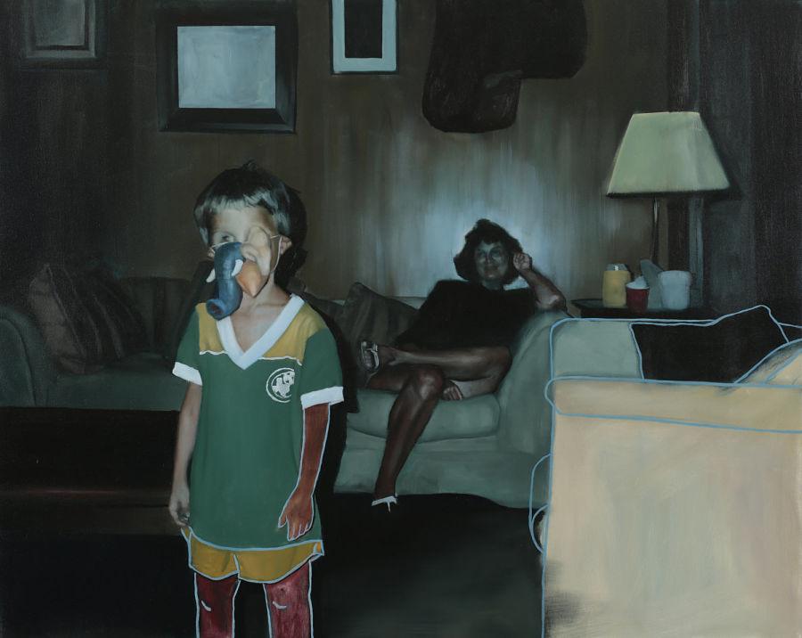 Jay Wilkinson Elephant's Child