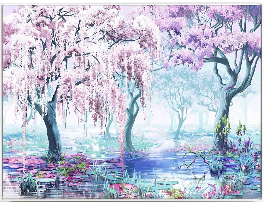 Jessica Lichtenstein waterlillies