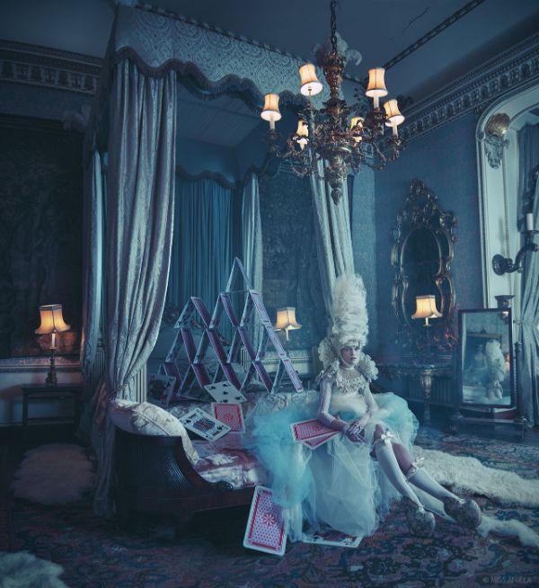 Miss Aniela Natalie Lennard Marie Antoinette Photograph