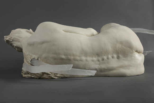 Susannah Zucker conjure back sculpture