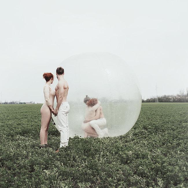 Jovana Rikalo bubble surreal photography