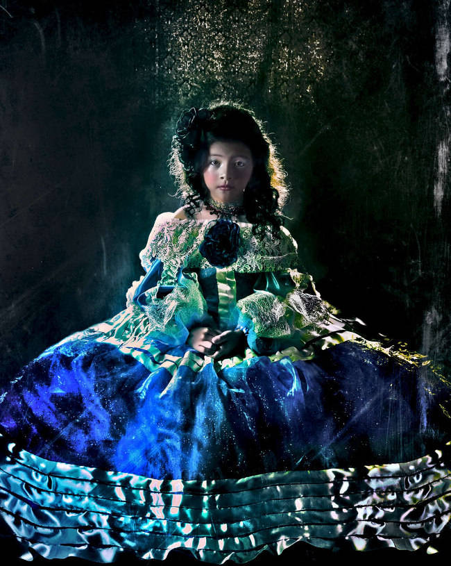 Lorena Cordero Your Majesty The Queen photography