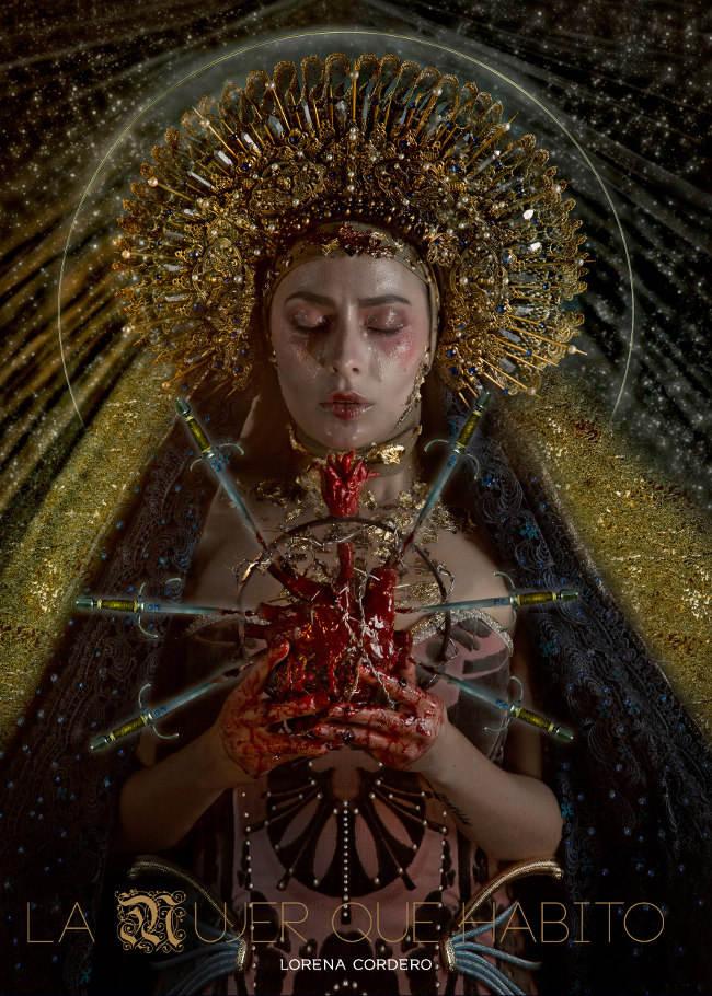 Lorena Cordero AURA Your Majesty The Queen