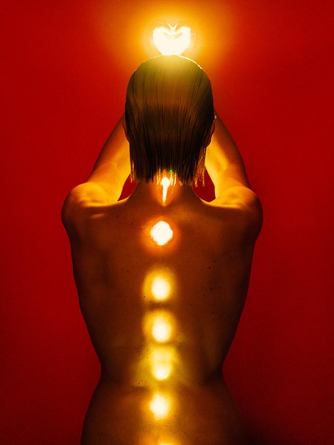 Stas Pylypets nude light portrait Stocksy United Photographer