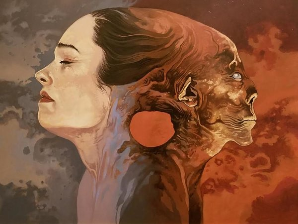 Steven Russell Black SlumberLand The Dark Art Emporium