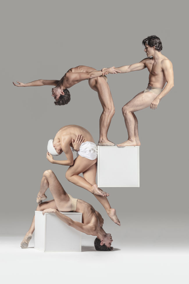 Igor Madjinca abstract nude photography