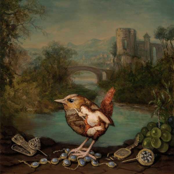 Carolynda McDonald bird painting