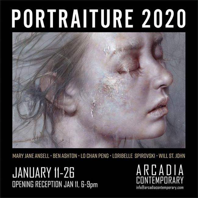 Arcadia Contemporary Portraiture 2020