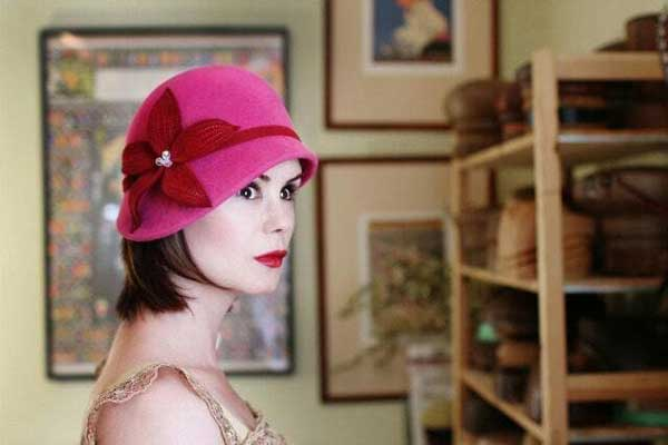 The Saucy Milliner and Keegan Connor Tracy