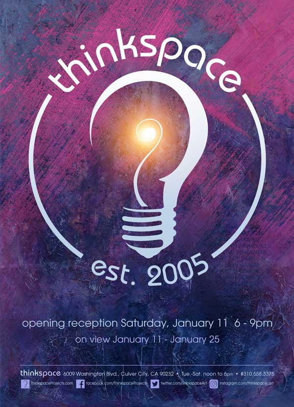 Thinkspace 15 Years exhibition