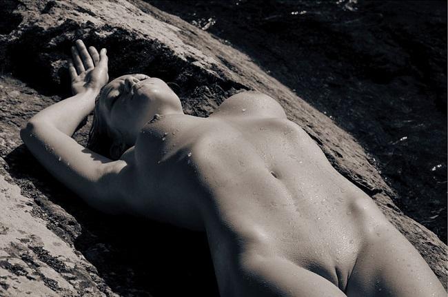 A K Nicholas nude photography